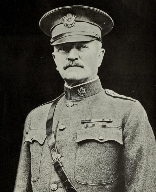 john pershing The foremost military leader of his time, john j black jack pershing (1860-1948) served the united states in the indian wars, the spanish-american war, the.